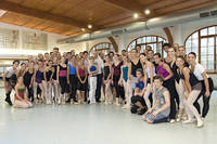 Highlight for album: Ballet Masterclasses 2010 copyright Milan Fara