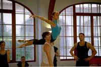 Highlight for album: International Ballet Masterclass Sessions in Prague 2006