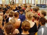Highlight for album: International Ballet Masterclasses in Prague 2004