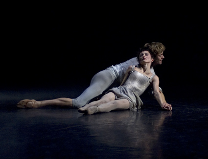 Daria with Friedemann Vogel in Manon