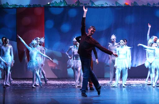 Christopher Hampson: Nutcracker