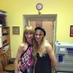 Daria and Alicia