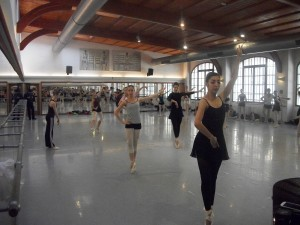 Nadja Saidakova solo class 1