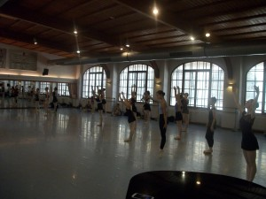 Nadja Saidakova solo class 2