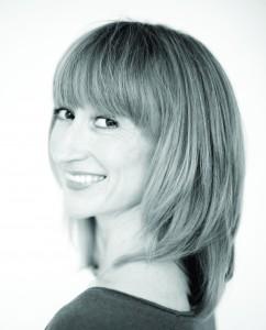 Portrait Daria Klimentova B&W 2014