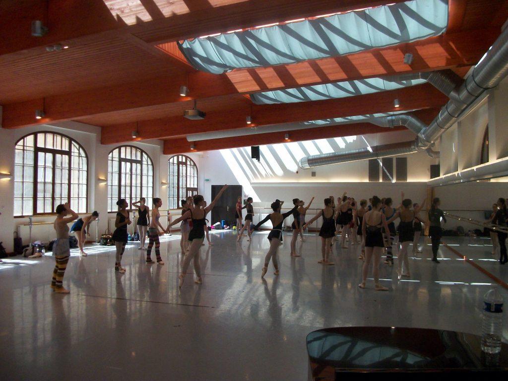 International Ballet Masterclasses in Prague 2016