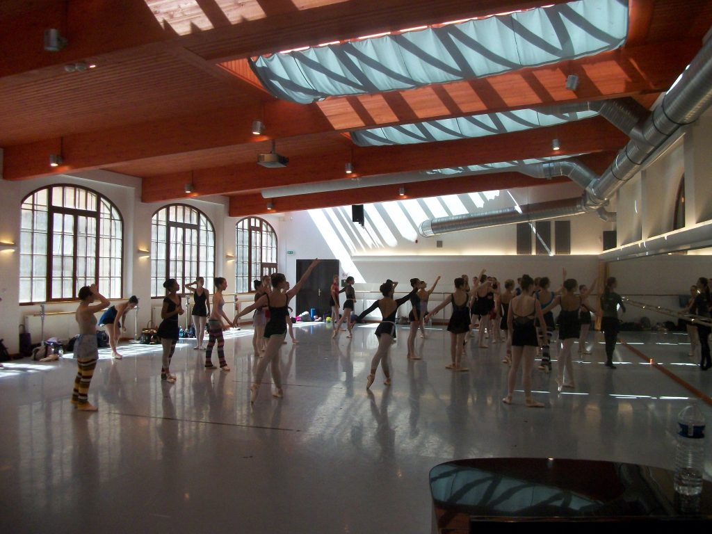 International Ballet Masterclasses in Prague 2016